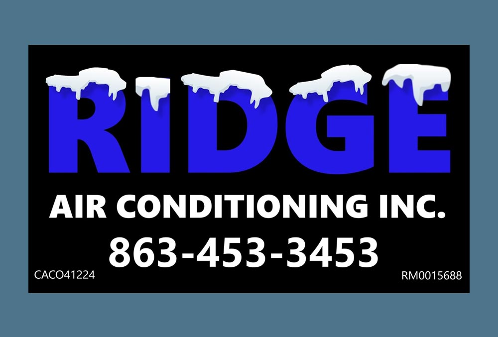ridge air conditioning logo