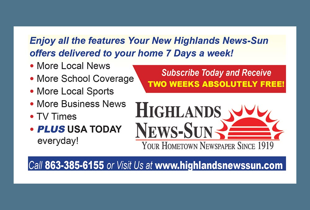 highlands news sun logo