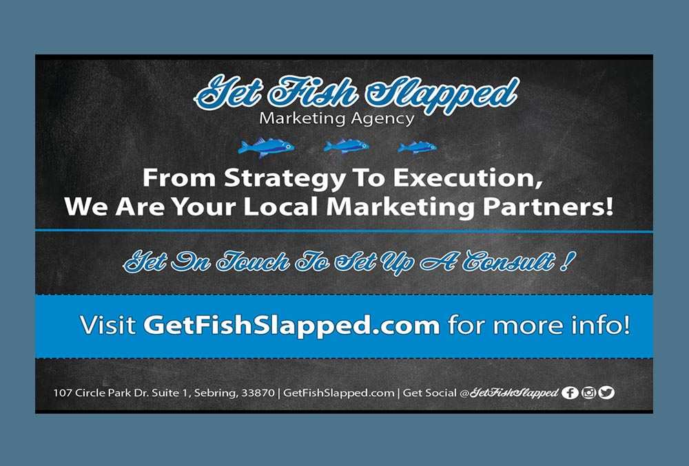 get fish slapped Marketing