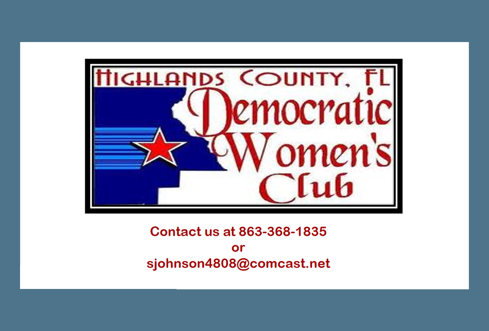 democratic women's club logo